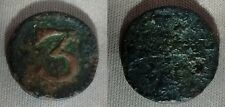 """Moneta 3 Denari """"nuovi"""" - Repubblica di Genova - 1781"""