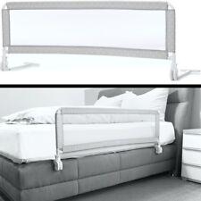 Bettschutzgitter (135x50cm) Kinder Bettgitter Gitter für Boxspring Standard Bett