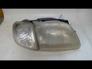 Passenger Headlight Heritage Fits 97-04 FORD F150 PICKUP 169492