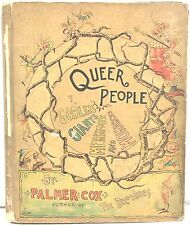Queer People Such as Goblins, Giants, Merry-Men & Monarchs by Palmer Cox 1888