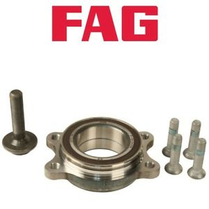 For Audi A4 A5 A6 Quattro S5 S6 S8 Front Left or Right Wheel Bearing Kit OEM