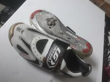 Louis Garneau carbon cycling shoes SPD Mens EUR 45 11.5N us