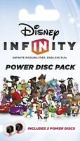DISNEY INFINITY POWER DISCS (MULTI) WAVE 2 EDITION - BLUE PACKAGING