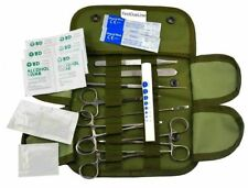 20 pcs Us Military Style Surplus Emergency Survival Kit and Molle Pouch