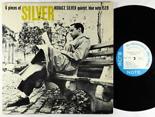 Horace Silver - Six Pieces Of Silver LP - Blue Note - BLP 1539 Mono RVG NY USA