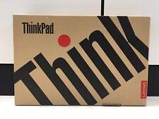 New listing New! Lenovo ThinkPad T490s Notebook / Laptop i7-8665U 16Gb 256Gb 3yr Warranty!