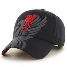 Liverpool FC Cappello Ossidiana Nero Merchandising Ufficiale