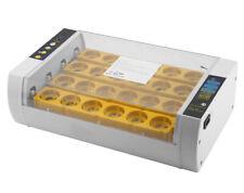 24 Eggs Mini Incubator For Chickens Ducks Gooses Turkey Eggs Home Use 220V