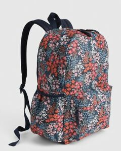 GAP Kids Floral Senior Backpack New With Tag