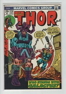 Thor #226 FN/VF 7.0 (Galactus Cover and Story) Marvel Comics 1974
