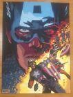 Mondo Poster Print Captain America & Bucky #625 By Francesco Francavilla