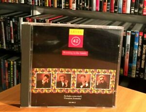 Level 42 - Running In The Family CD COME NUOVO NEAR MINT POP JAZZ-FUNK