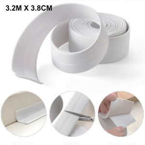 Self Adhesive Waterproof Sink Caulk Strip Seal Tape Kitchen Bathroom Toilet