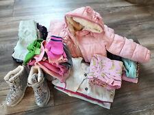 Bekleidungspaket Baby Kleinkind Winter Mädchen 86/92 Winteroverall 27 Teile
