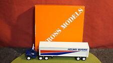 Winross Diecast Metal 1/64 truck Helms/Byrns Express-Cargo-1983