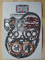 99-9939 TRIUMPH 650cc 9 STUD TR6 T120 BONNEVILLE FULL ENGINE GASKET SET ***
