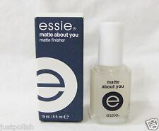 Essie Nail Treatment Matte about You .5oz/14mL