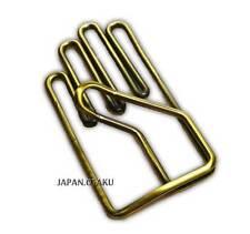 JoJo's Bizarre Adventure Jotaro's symbol Paper & Money clip