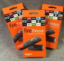 AMAZON FIRE STICK  ALEXA VOICE REMOTE NEWEST 2ND GENERATION BRAND NEW!