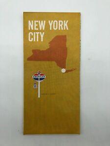 New York City NY - Street Map - 1967