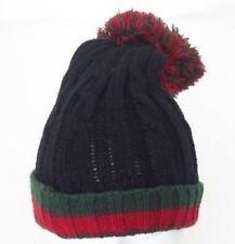 Gorra de hombre de acrílico color principal negro