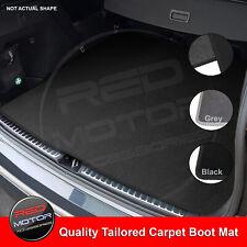 Alfombra negra forro de arranque de coche proteger Mat personalizadas para caber perfectamente AUDI Q7 06-14