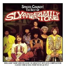 Sly & The Family Stone Very Best 30 Greatest Hits Collection 70's Funk Soul CD