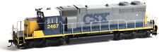 Athearn HO Scale EMD SD38 Diesel Locomotive CSX Transportation/YN2 #2467
