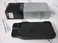 Original Audi Ladeschale, universeller Handyadapter für Handyvorbereitung
