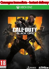 Call Of Duty Black Ops 4 Xbox One NO key NO CD MULTIPLAYER ONLINE