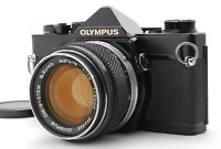 【N MINT+++】Olympus OM-1 35mm SLR Film Camera w/ 50mm f/1.4 From JAPAN