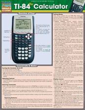 Ti 84 Plus Calculator: By BarCharts, Inc.
