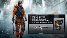 Tom Clancy's The Division Hazmat DLC Skins PS4
