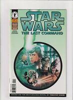 Star Wars The Last Command #4 NM- 9.2 Dark Horse Timothy Zahn Thrawn & Mara Jade