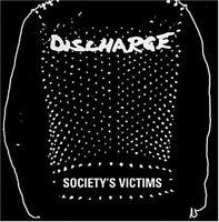 SOCIETY'S VICTIMS VOL. 2  by DISCHARGE  Vinyl Double Album  LETV522LP