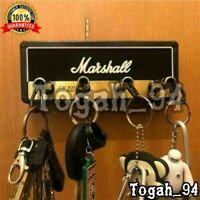 Key Storage Marshall Guitar Keychain Holder Jack Rack A 2.0 Electric Amplifier