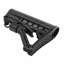 .223/5.56 COMMERCIAL BLACK A-FRAME CARBINE 6 POSITION COLLAPSIBLE BUTT STOCK