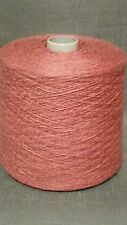 QUALITY YARN CONE 2 PLY 56% / 44% LINEN / COTTON MEATH COLOUR 1000g 20 BALLS