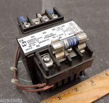 Hammond PT50MQMJ 50VA 50/60 HZ 220-240/440-480 V Control Transformer Used