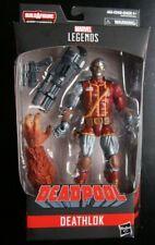 Marvel Legends Deathlok action figure (Sasquatch Baf!)
