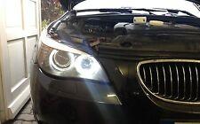 2X BMW 5er E60 LimousineLCI Facelift E61Touring ANGEL EYES STANDLICHT XENON LED