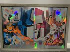 Tom Whalen Transformers G1 Foil Print NYCC 30th Anniversary Edition Mint Framed