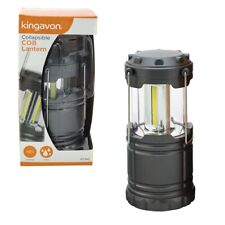 260LM COB LED Lantern Collapsible Compact Camping Fishing Lamp Portable Light