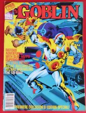 """THE GOBLIN"" 1st issue (Warren Magazine, 1982) -- very nice shape"