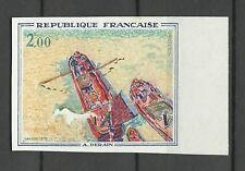 France Tableaux de Derain Painting Gemalde Non Dentele Imperf Ungezahnt ** 1972