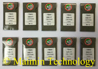 Nm 90 Organ Flachkolbennadeln System 130//705 Top Stich
