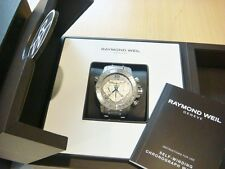 Raymond Weil Titanium Nabucco Automatic Chronograph Men's Watch 7800-TI-05607
