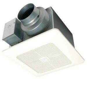 Panasonic WhisperSense Fan w/Motion & Humidity Sensors 50, 80 or 110 CFM