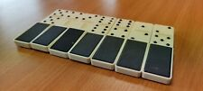 Tactile Double Six Dominoes - Ideal for People with a Visual Impairment / Blind
