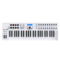 Arturia Keylab Essential 49 Hybrid USB MIDI Controller Keyboard with Software
